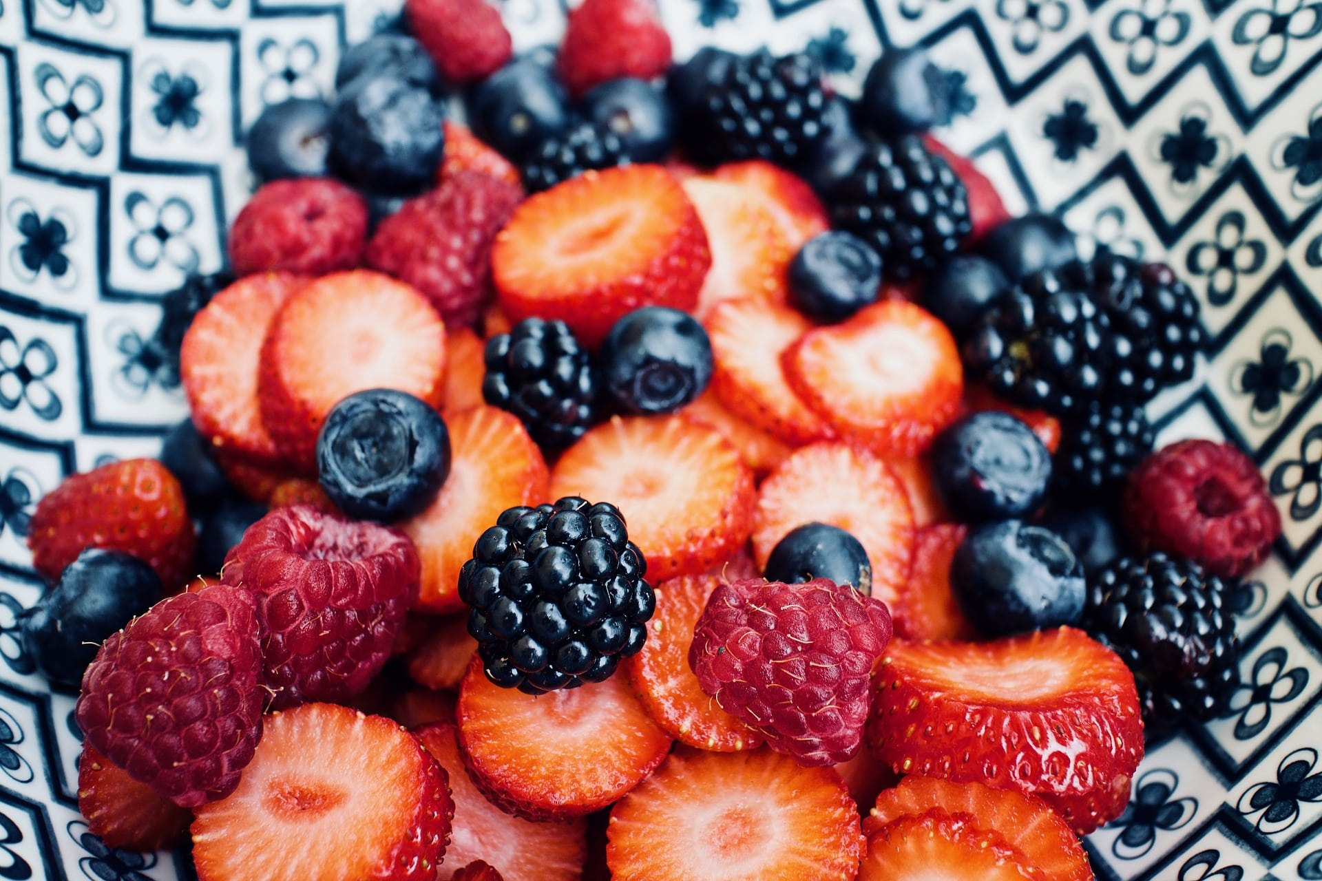 Naturalne owoce